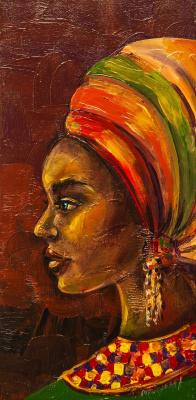 """Alla Struchayeva. Painting """"Love"""""""