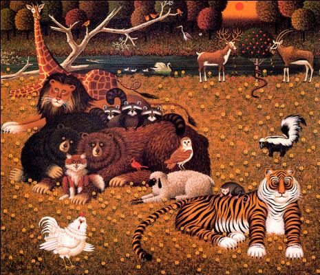 Чарльз Высоцкий. Животные