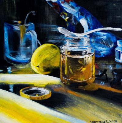 Алена Мартьянова. Лимон и мёд