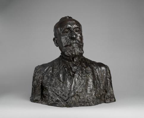 Auguste Rodin. Pierre Pavis de Shabanie