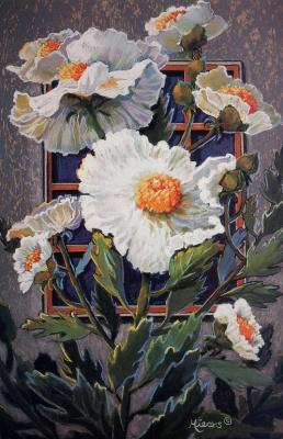 Мэри Миерс. Королевский цветок