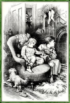 Томас Наст. 46 Наблюдение в канун Рождества