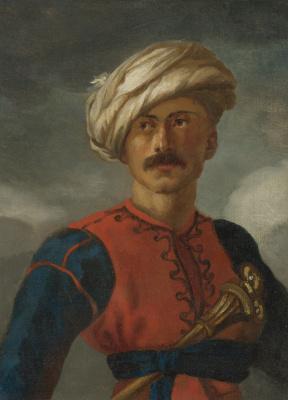Теодор Жерико. Портрет мамелюка