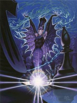 Денис Бове. Ведьма