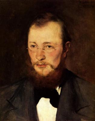 Wilhelm Maria Hubertus Label. Doctor of medicine Friedrich Rauert