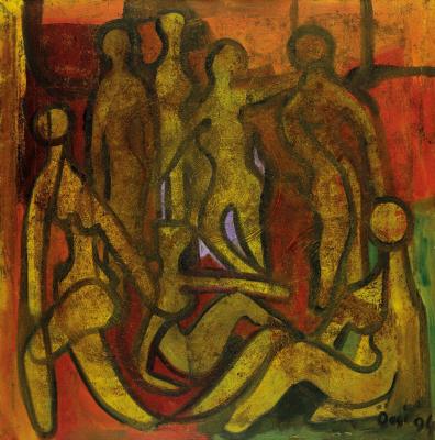 Ференц Семан. Семь женщин на солнце