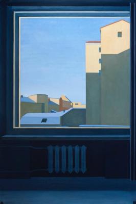Sasha Pasternak (Sasha Pasternak). Window II
