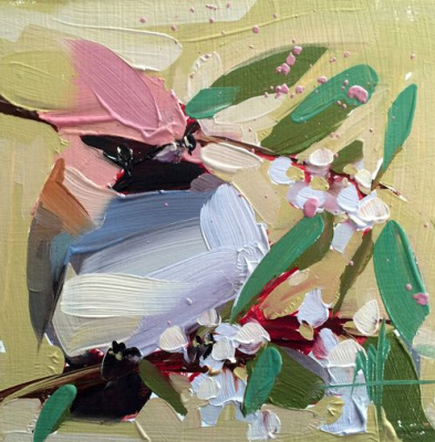 Angela Moulton. The Waxwing