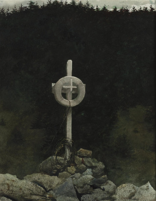Jamie Wyeth. Lifeline