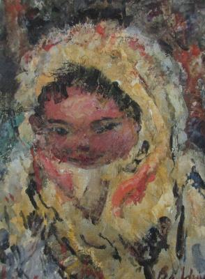 Igoshev V.A.. Venka pimply. 40x30