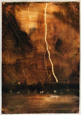 Christian Rolfs. Lightning