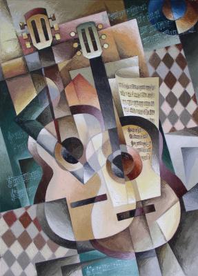 Андрей Иванович Саратов. Две гитары во славу Пабло