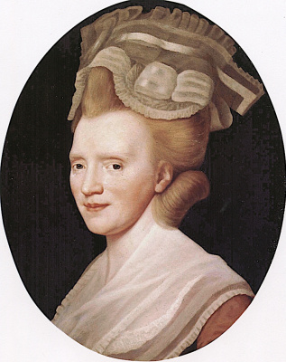 George Stubbs. Portrait Of Sarah Wedgwood