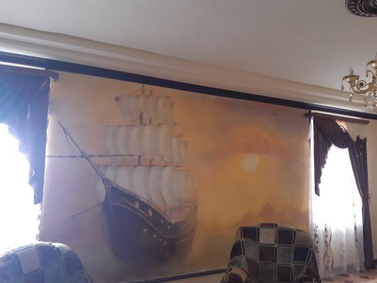 Arto khurshudyan. Ship