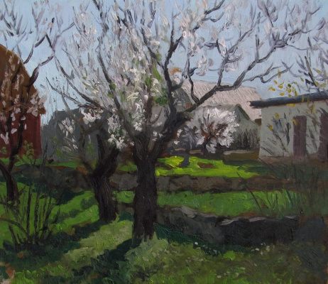 "Igor Semelin. ""May morning"""