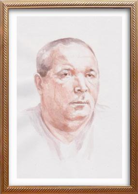 Ivan Alexandrovich Dolgorukov. Portrait of Yuri Mukhin