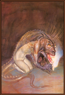 Винсент Сегреллес. Демон
