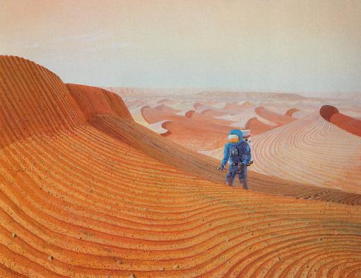 William Hartmann. Dunes