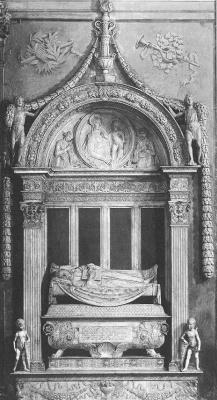 Десидерио Да Сеттиньяно. Гробница