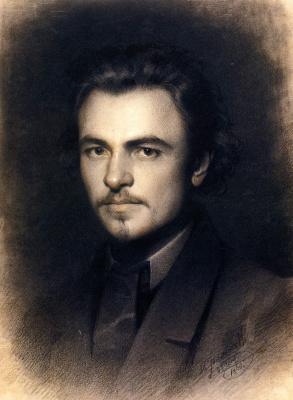 Иван Николаевич Крамской. Портрет художника М.М. Панова