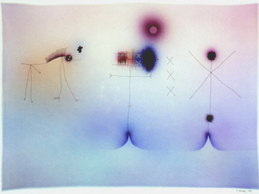 Norman Catherine. Symbols