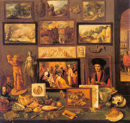 Frans Franken the Younger. Picture