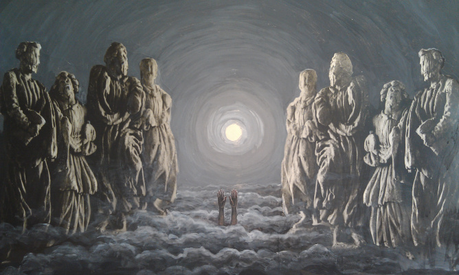 Геннадий Михайлович Зыков. Ожидание богов