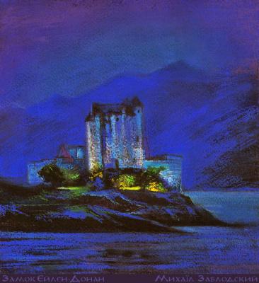 Замок Ейлен-Донан