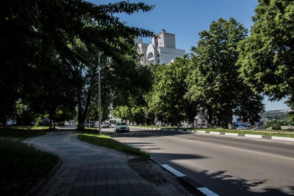 Михаил Гаврилович Кретов. Уютный город Белгород!!!!!!