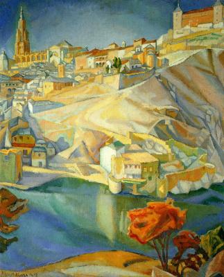 Diego Maria Rivera. Toledo
