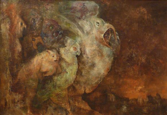 Leonor Fini. Cortege