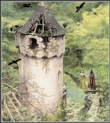 Алан Ли. Башня чародейки