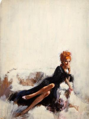 Renato Fratini. Lady Behave!