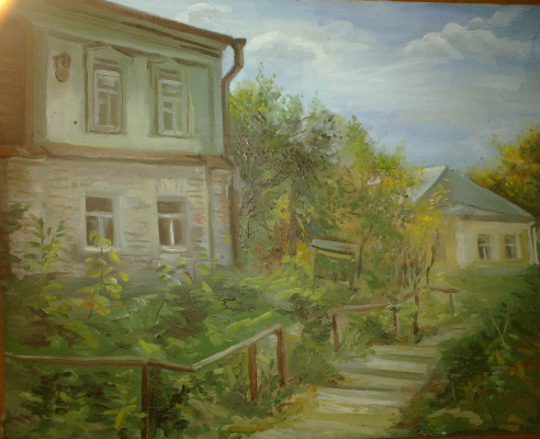 Eleonora Vladimirovna Chirkova. Voronezh, which is not. Frunze street.