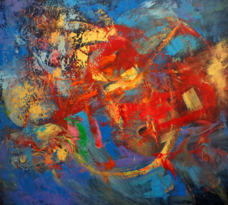 Andrey Karablin. Dancing space