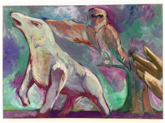 Никита Мурзин. The Secret Life of Animals. Eternal Call