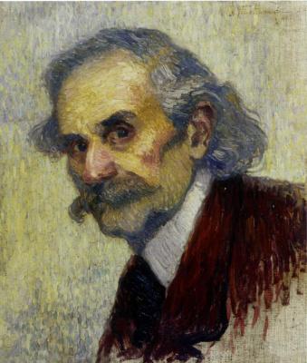 Портрет дирижёра В.И. Сука. Не ранее 1906
