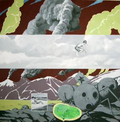 Павел Полянский. Проникновение  миров, или  восстание кружков