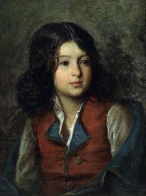 Italian Boy, Spasskoye Museum, Tula