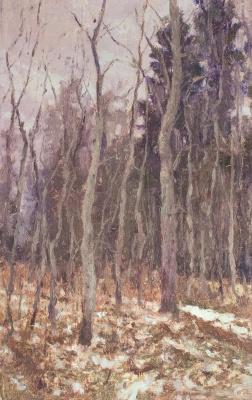 Igor Igorevich Krieger. Autumn silence