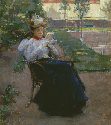 For reading. 1897
