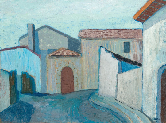 Tove Jansson. Houses in Florence