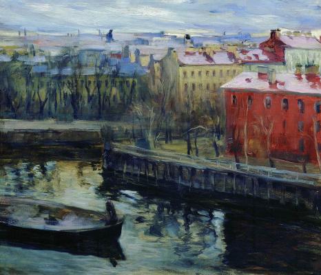 Осип Эммануилович (Иосиф) Браз. Ленинград.