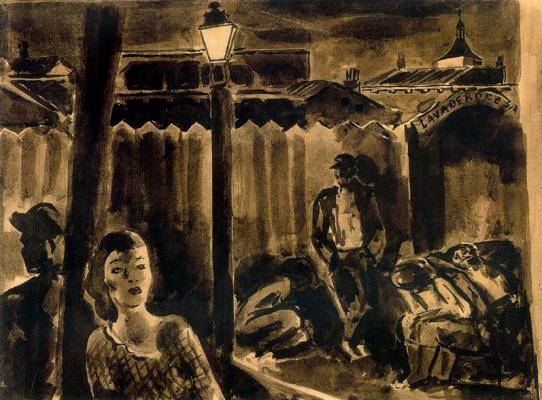 Arturo Souto. Lantern