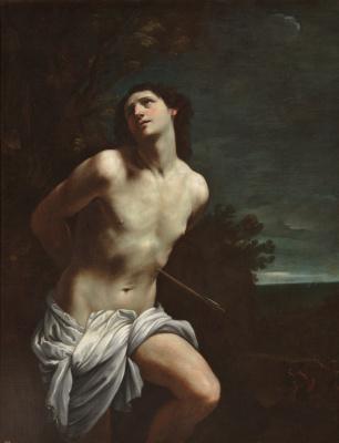 Guido Reni. Saint Sebastian