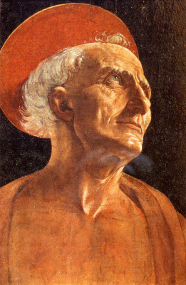 Антонио Поллайоло. Св. Жером