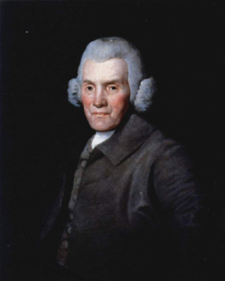 George Stubbs. Portrait Of Richard Wedgwood