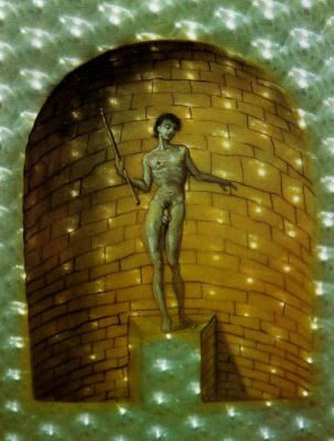 Salvador Dali. Saint John