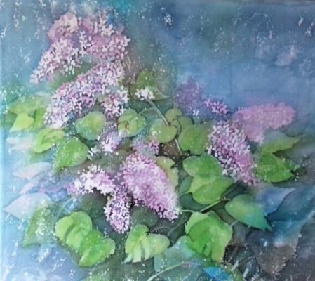 Marina Vladimirovna Kurnikova. Lilac