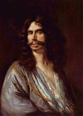 Johann Heinrich Roos. Evaported